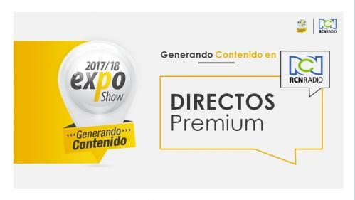 DIRECTOS PREMIUM EXPO BUCARA 2017-2018