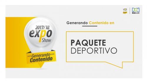EXPO DEPORTIVA 2018
