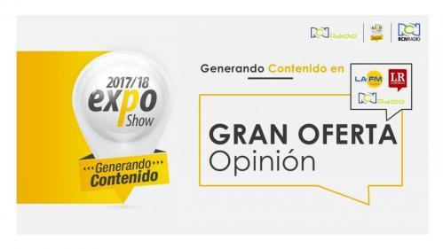 GRAN OFERTA DE OPINIÓN LA REPÚBLICA