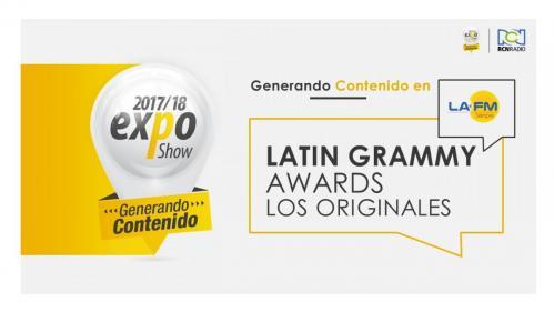 LATIN GRAMMY LA FM