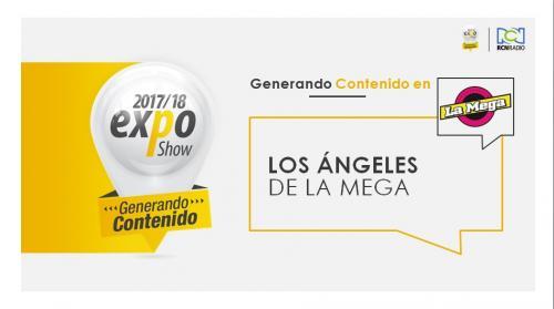 LOS ÁNGELES DE LA MEGA BUCARA EXPO 2017-2018