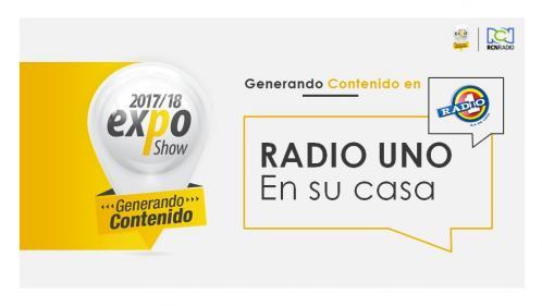 RADIO UNO EN SU CASA EXPO BUCARA 2017-2018